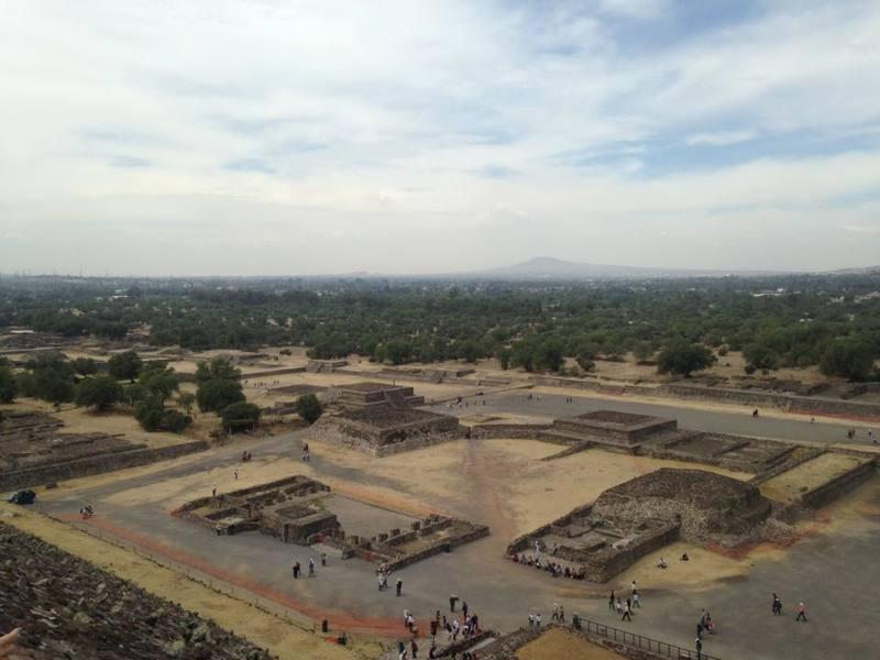 piramides de teotihuacana