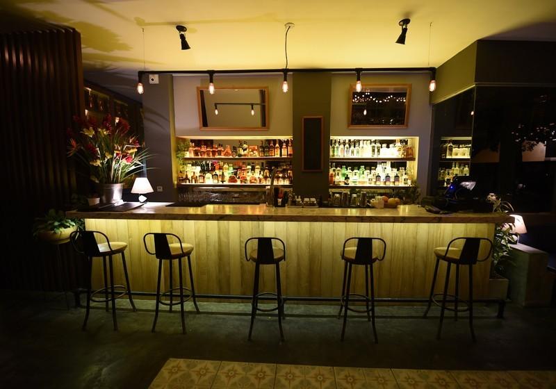 New spot: La Destilería Bar