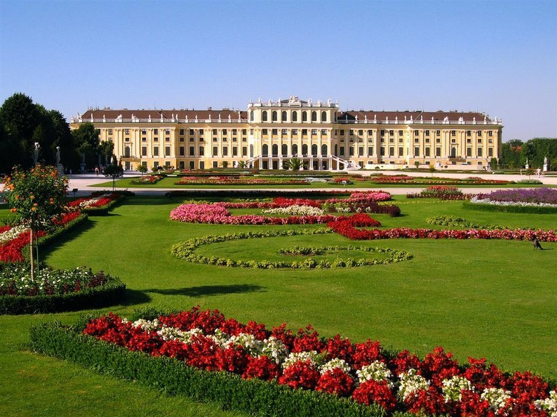 Palacio-Schinbrunn