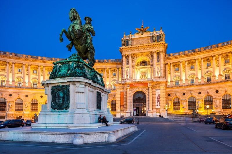 Viaje a Praga, Viena y Budapest
