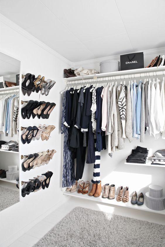 Cómo ordenar tu armario? Tips básicos!