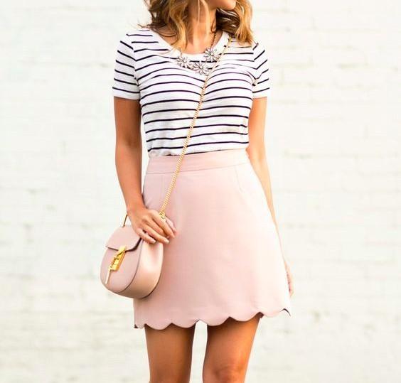 La falda ideal según tu tipo de cuerpo