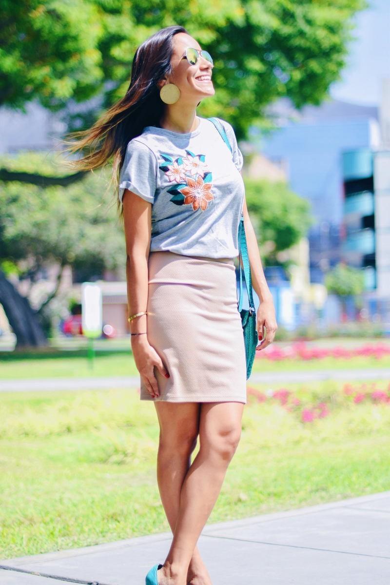 camisetas bordada